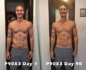 P90X3 Day1Day90