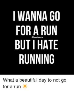Odio-correr